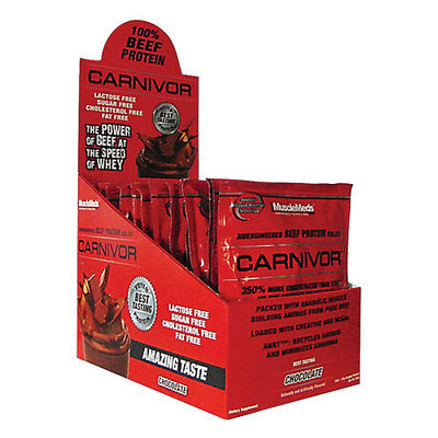 Musclemeds Carnivor Chocolate