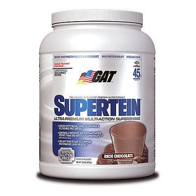 GAT Supertein Rich Chocolate 5 lbs - GERMSUPE5LBSCHOCPW