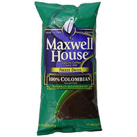 Maxwell House Colombian Freeze Dried Decaffeinated Coffee