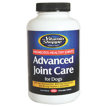 The Vitamin Shoppe Advanced Joint Care 100 Count