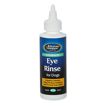 The Vitamin Shoppe Eye Rinse For Dogs 4 Oz.