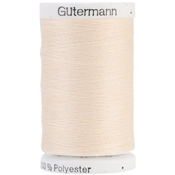 Gutermann Sew-All Thread 547 Yards-Ivory
