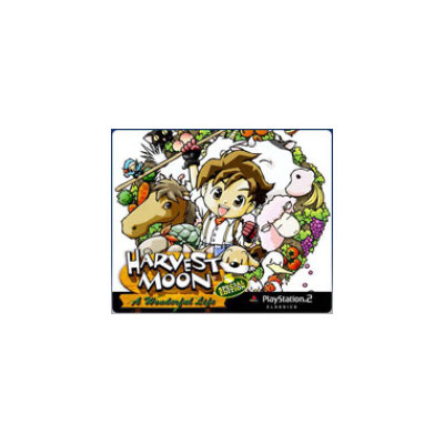 Sony Computer Entertainment America Harvest Moon: A Wonderful Life Special Edition