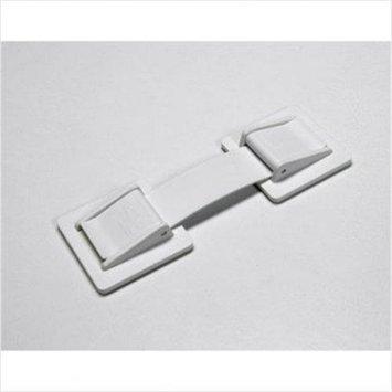 Parent Units Anti-Slip Appliance Strap 2 Pack - White