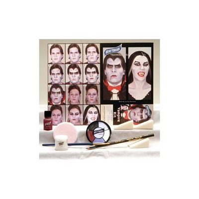 Graftobian Vampire Theatrical Makeup Kit- White