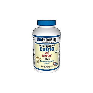 Life Extension Super Ubiquinol CoQ10 with BioPQQ