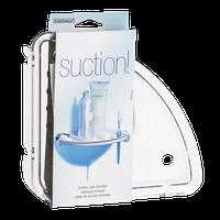 interDesign Suction! Corner Shelf Clear