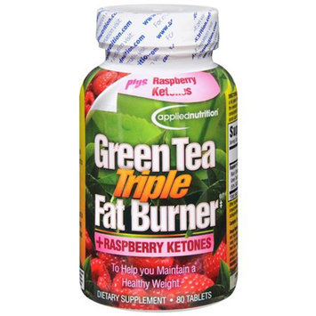Applied Nutrition Green Tea Fat Burner 600mg EGCG