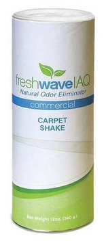 FRESHWAVE IAQ 580 Carpet Shake Odor Eliminator,12 oz, RTU
