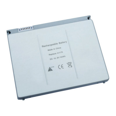 Superb Choice CT-AE1575PM-2P 6 cell Laptop Battery for APPLE MacBook Pro 15 in. A1175 MA348 MA348*/A