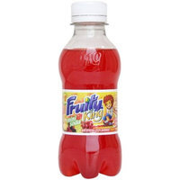 Generic Fruity King Fruit Punch Mini Soda, 5.75 fl oz