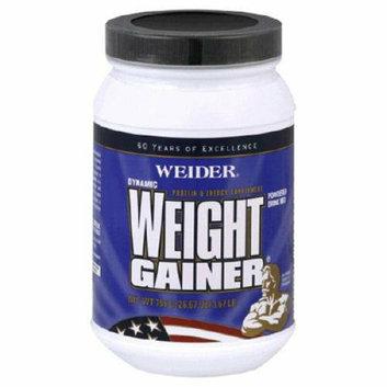 Weider Global Nutrition Dynamic Weight Gainer Choc olate 26.67 oz