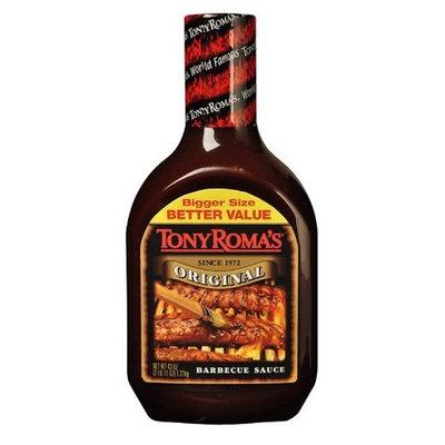 Tony Roma's BBQ Sauce, Original, 43-Ounce (Pack of 3)