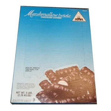 Joyva Marshmallow Twists 5 pound box