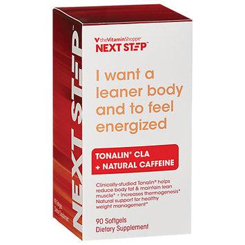 Next Step Tonalin Cla + Natural Caffeine