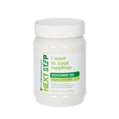 Next Step Organic Extra Virgin Coconut Oil