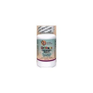 Harvest Moon Children's Chewable Multi Vitamin with Acidophilus 120 Chewable Tablets
