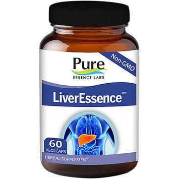 Pure Essence Labs LiverEssence 60 Vegetarian Capsules