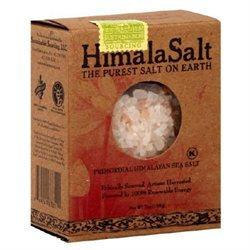 Himalasalt 34672 Himalayan Salt 7 Oz Refill Box - 6x7 Oz