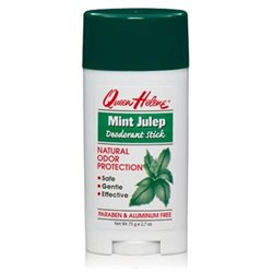 Queen Helene Deodorant Stick Mint Julep - 2.7 oz