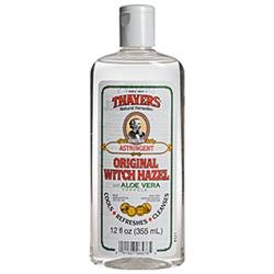 Thayers Original Witch Hazel Astringent with Aloe Vera