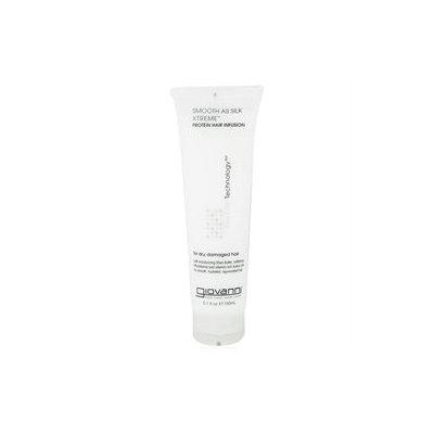 Smooth As Silk Xtreme Tube, 5.1 oz, Giovanni Cosmetics