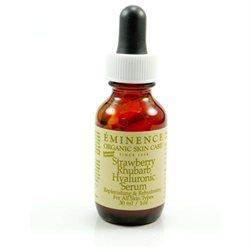 Eminence Strawberry Rhubarb Hyaluronic Serum 1 oz