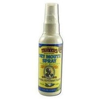 Frontier Thayers Dry Mouth Spray Peppermint - 4 fl oz