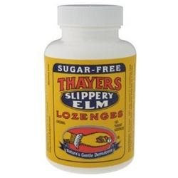 Thayers Slippery Elm Lozenges Original - 100 Lozenges