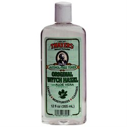 Thayer,henry Thayer's: Witch Hazel with Aloe Vera, Original Toner 12 oz