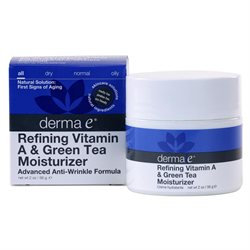 derma e Refining Vitamin A and Green Tea Moisturizer