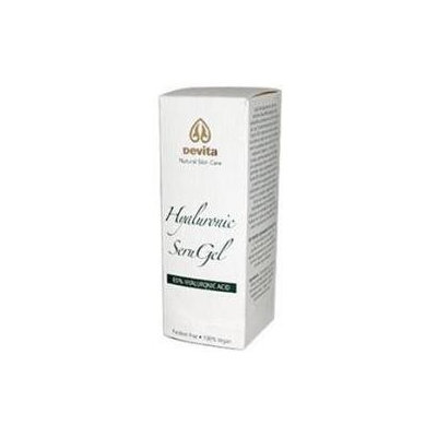 Devita Natural Skin Care Hyaluronic SeruGel 1 oz