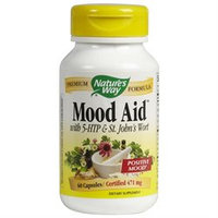 tures Way Nature's Way - Mood Aid With St. John's Wort