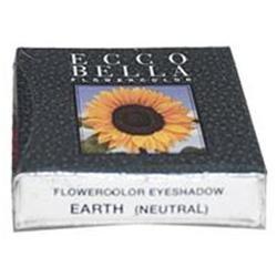 Ecco Bella FlowerColor Eyeshadow Earth (1/2 pan) .05 oz