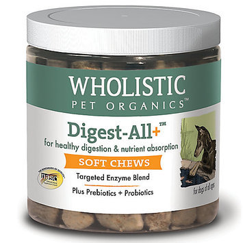 Wholistic Pet DigestAll Plus Targeted Enzyme Blend
