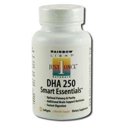 Rainbow Light DHA 250 Smart Essentials, Softgels