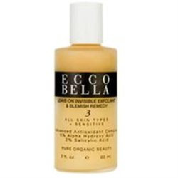 Ecco Bella Botanicals Leave-On Invisible Exfoliant & Blemish Remedy