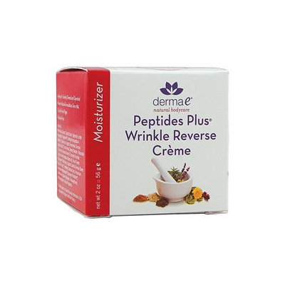 Frontier Natural Products Co-op 217937 Derma E Special Treatments Peptides Plus Double-Action Wrinkle Reverse Creme 2 oz.