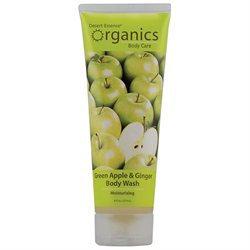 Desert Essence - Body Wash Green Apple & Ginger - 8 oz.