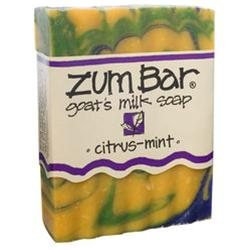 Indigo Wild - Zum Bar Goat's Milk Soap Citrus-Mint - 3 oz.