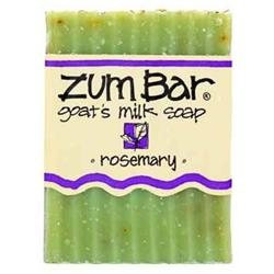 Indigo Wild: Zum Bar Goat's Milk Soap, Rosemary 3 oz