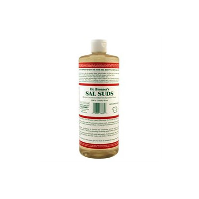 Dr. Bronner Sal Suds Concentrated Mild, 32 Oz