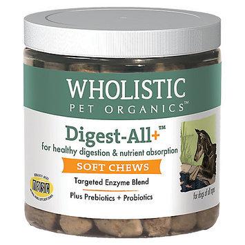 Wholistic Pet Digest All Plus Soft Chews 60 Count