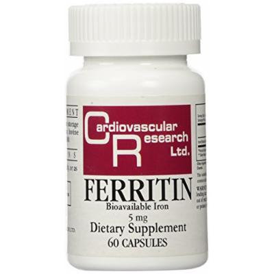 Ferritin Bioavailable Iron 5 mg 60 Caps