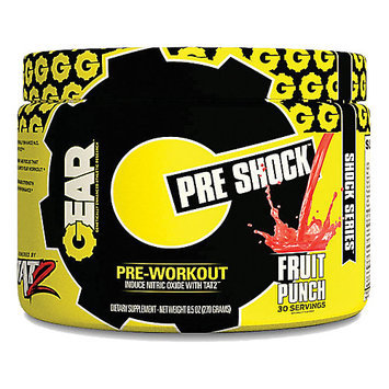 Gear Pre Shock Fruit Punch