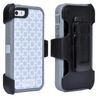 Otterbox Cell Phone Case for iPhone 5/5s - Grey (41959TGR)