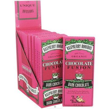 The Tea Room - Organic Chocolate Fusion Bar 72% Cacao Dark Chocolate Midnight Mocha - 1.8 oz.