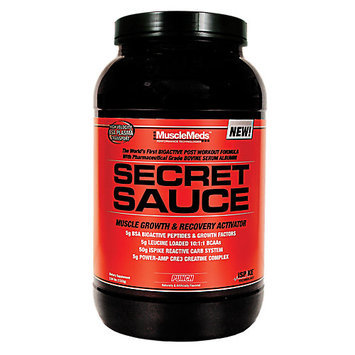 MuscleMeds Secret Sauce Punch 3.1 lbs