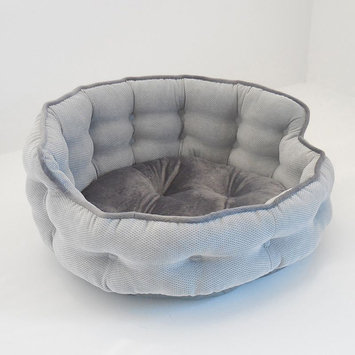 Paws & Claws Franklin Round Cuddler Pet Bed - 22