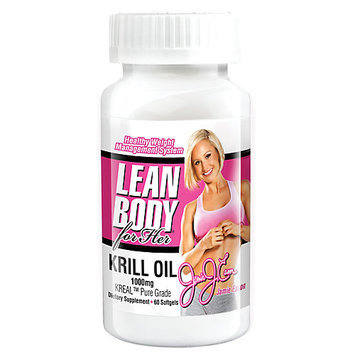 Labrada Nutrition Lean Body For Her Krill Oil